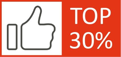 top 30%
